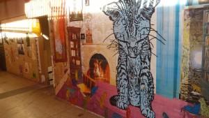 Street Art à Bendigo