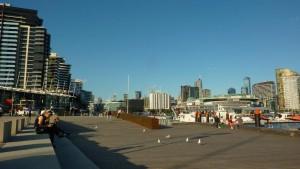 Les Docks de Melbourne
