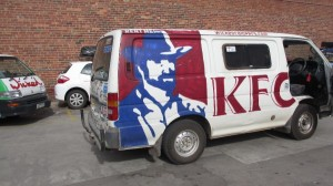 Chuck notre van