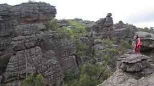 Le Grand Canyon des Grampians