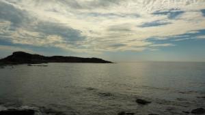 Vue sur la péninsule de Fleurieu, Second Valley