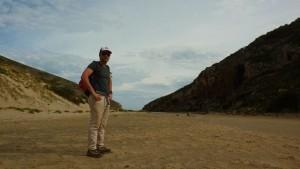 Plage déserte de Ravine de Casoars