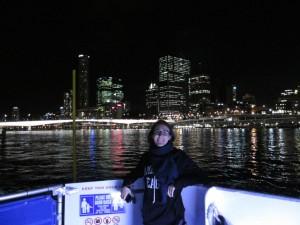 Brisbane de nuit