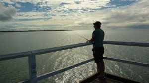 Séance pêche à Hervey Bay