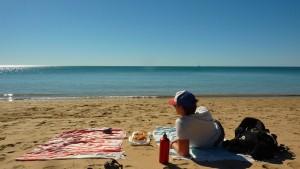 Fish&Chips à Hervey Bay