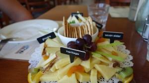 Les tablelands et ses fromages