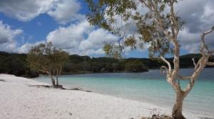 Lac Mckenzie à Fraser Island