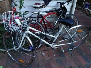 Elodie's bicyclette