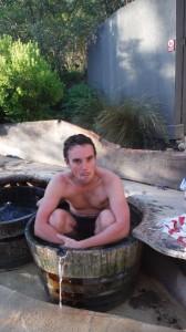 Punis dans ma bassine