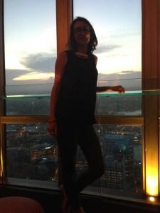 bar 360 degrés avec vue panoramique sur Sydney